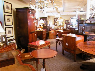 Julian Gage Collection Storage and Tables